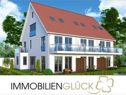 Familienglück - Reiheneckhaus 5-Zi. + Hobbyraum mit sonnigem Garten