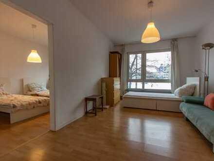 2-Zimmer Wohnung in Unterbilk als Kapitalanlage oder Eigenbedarf!