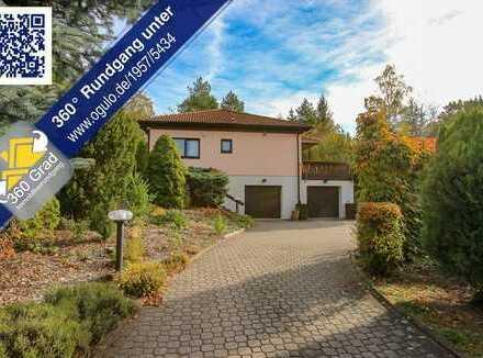 Einfamilienhaus auf großem Grundstück in absoluter Top- Wohnlage in Weinböhla