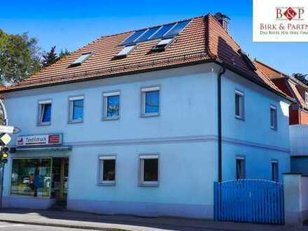 TOP Gelegenheit - Mehrfamilienhaus mit Gewerbeeinheit nähe Stadtzentrum