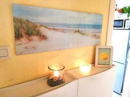 Sonnenbalkon, Einbauküche & zwei feine Zimmer in Horn mit perfekter Anbindung