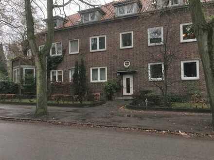 Provisionsfrei 2-Zimmer-Hochparterre-Wohnung zum Kauf in Fuhlsbüttel, Hamburg