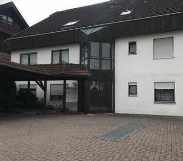 3 Zimmer Wohnung in Holzgerlingen mit 2 Balkone und wunderschöner Aussicht!