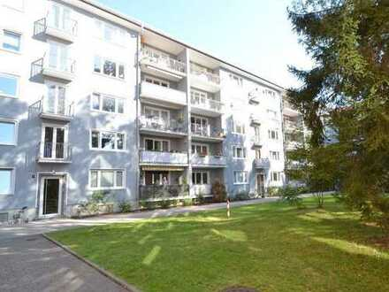 Vermietete 3-Zimmer-Eigentumswohnung direkt am Olympiapark in München-Schwabing