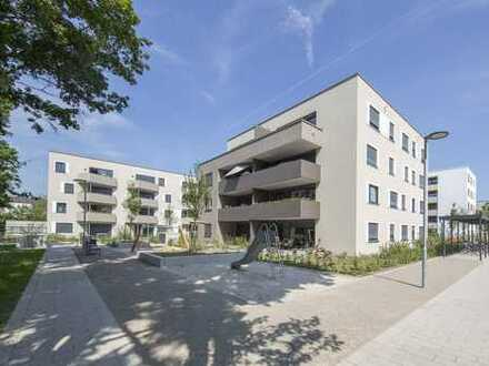 Barrierefreie Erdgeschosswohnung im Neubauquartier Höllenstein