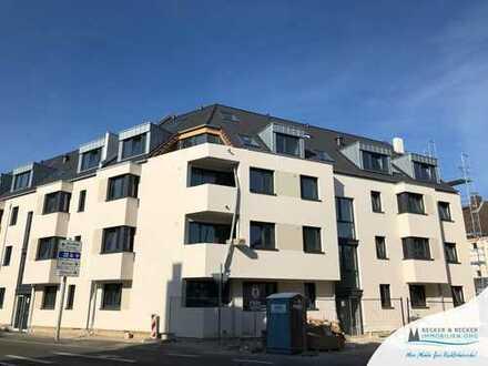 2-Zimmer-Erdgeschosswohnung mit schöner Terrasse und offener Raumgestaltung!