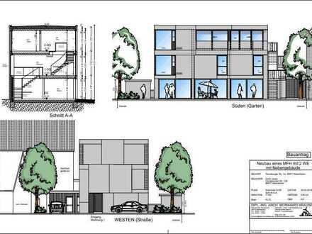 Erstbezug: exklusives 2-Zimmer-Loft-Townhouse mit Terrasse+eigener Eingang in Ibbenbüren