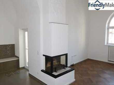 *Sie lieben das Besondere! Moderne, charaktervolle 2-Zimmer-Wohnung in denkmalgeschütztem Gebäude*