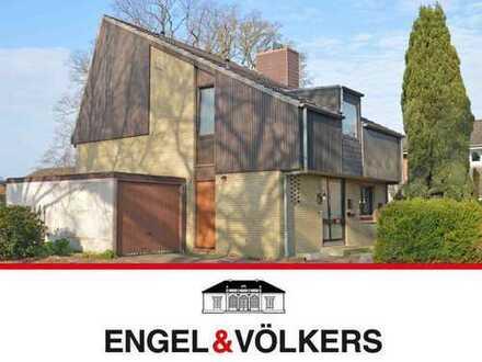 Pultdachhaus in Top-Lage von Neuwiedenthal!