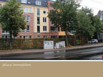 2 Zimmer (gut vermietet) in begehrter Lage am Rhein in Benrath