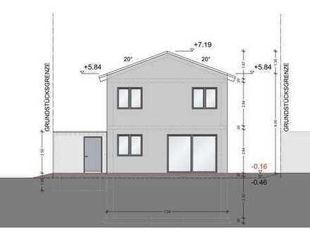 Herrliches NEUBAU Einfamilienhaus in Karlskron zu verkaufen!