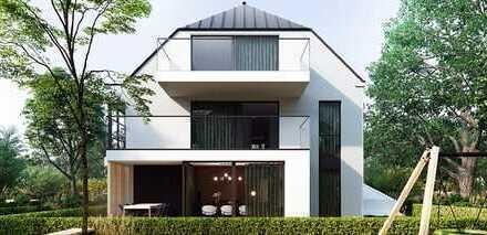 Im Bau! Haus im Haus - 5 Zimmerwohnung mit truamhaften Garten & Hobbyraum
