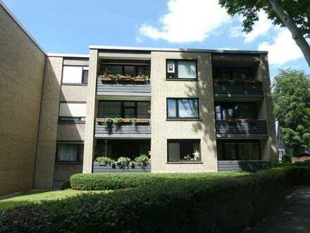 Vollständig renovierte 2-Zimmer-Wohnung in Duisburg-Homberg