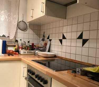 Tolle 2 Zimmer Wohnung im EG mit Terrasse, Gartenanteil, Keller und Tiefgaragenstellplatz