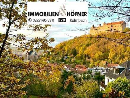 ***Traumhafte Lage mit Plassenburgblick stadtnah gelegen***