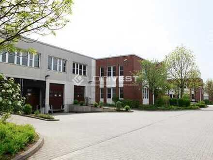 Industriehalle mit Freifläche in Eisenach