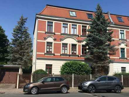 Große Wohnküche + 2 Zimmer ! Schöne, ruhige Eigentumswohnung mit Balkon in Leipzig zu verkaufen !