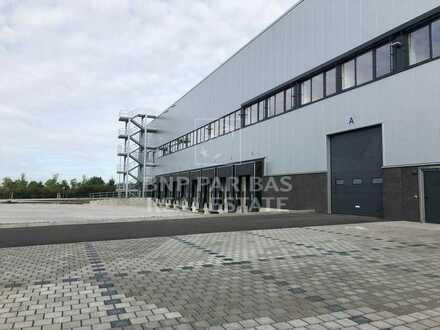 Logistikhalle Logistics Park Berlin