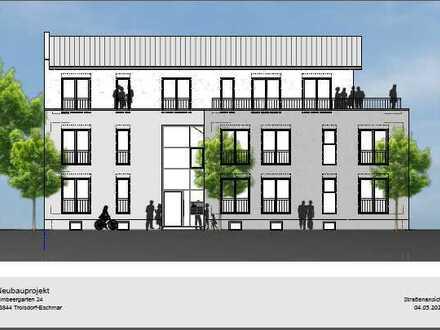 Erstbezug: exklusive 2-Zimmer-DG-Wohnung mit Balkon in Troisdorf