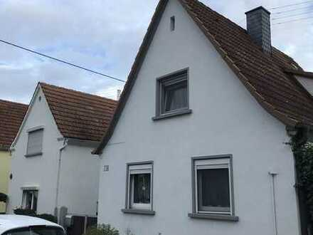 Häuschen sucht Mieter ab 16. 01. 2021 in Wörth-Schaidt