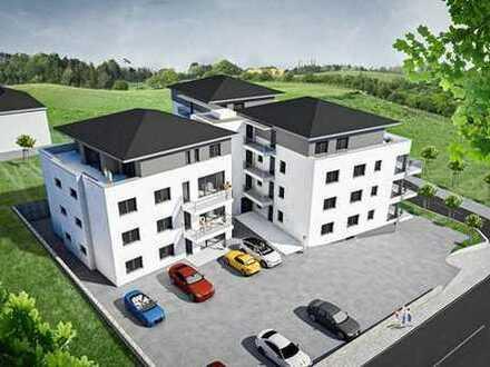 !BAUBEGINN IN KÜRZE! Gehobenes Wohnen in Melsungen - Haus 3 Wohnung 5