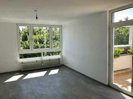 Vollständig renovierte 2,5-Zimmer-Wohnung mit Balkon in Bad Dürrheim