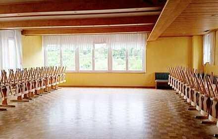 +++ Veranstaltungs-Location mit Großküche und Möblierung in Winnenden-Hanweiler zu verpachten ! +++