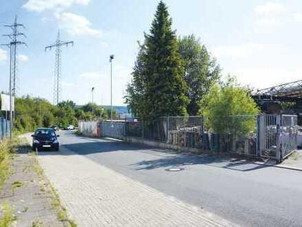 Gelegenheit - Grundstück mit Halle im Gewerbegebiet Osterheide