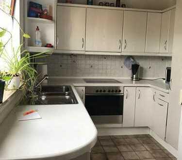 Attraktive 3,5 Zimmerwohnung mit Einbauküche, Balkon und Einzelgarage in bevorzugter Wohnlage
