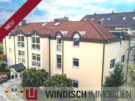 WINDISCH Immobilien - Großzügige & helle Vierzimmerwohnung - zentral in Germering