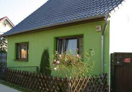 Doppelhaushälfte - einfach einziehen und im Grünen wohnen