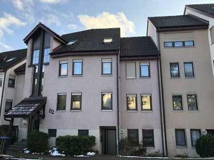 Schöne Eigentumswohnung mit Gartenanteil im Wohngebiet Osterholz