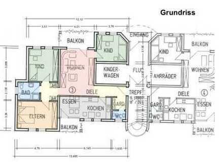 128.000 €, 100 m², 4 Zimmer