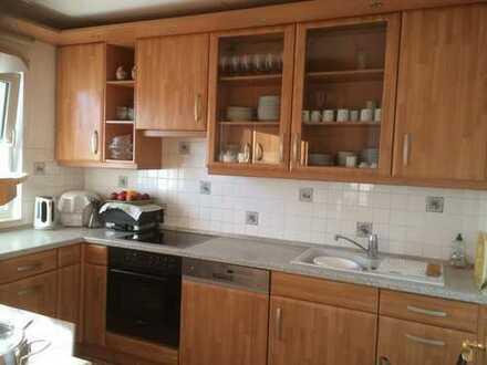 Reserviert !!! Neuwertige 3,5-Zimmer-Wohnung mit Balkon und Einbauküche in Ludwigshafen am Rhein