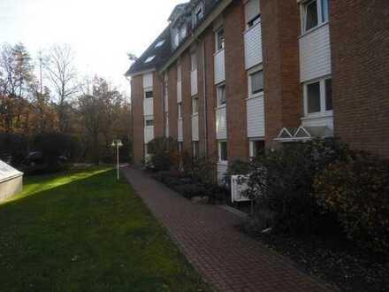 Helle gut ausgestattete 2-Zimmer-Eigentumswohnung in Randlage von Feucht