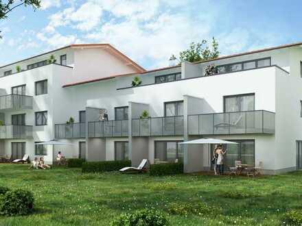 Neue, hochwertige Zwei-Zimmer Wohnung in Markt Schwaben (Kreis Ebersberg)