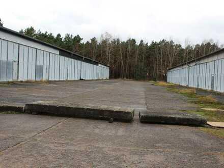 GROßZÜGIGE Lagerhallen und Lagerflächen zu vermieten!!!