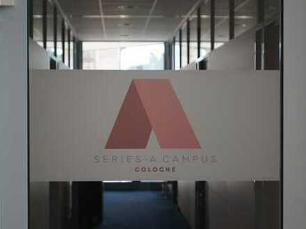 4 Büros bis zu 12 Arbeitsplätze: voll-ausgestattetet im Coworking-Space: Einziehen & arbeiten!
