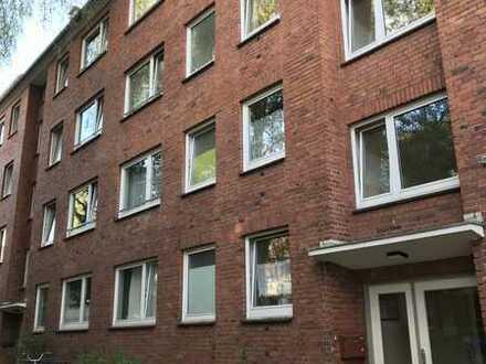Gepflegte und helle 2 Zimmer Wohnung in top-zentraler Lage von Borgfelde zu verkaufen!