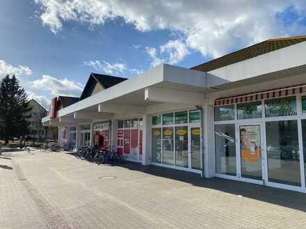 2 Zentrumsnahe Ladenflächen, auf Wunsch zusammenlegbar