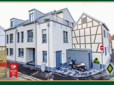 Exklusives Neubau-Stadthaus mit hochwertiger Ausstattung in Rheinnähe von Rüngsdorf - sofort frei