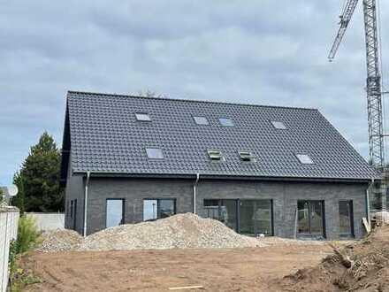 Neubau DHH in Bocholt-Biemenhorst zu vermieten