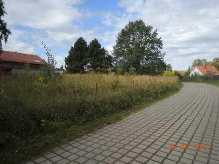 Baugrundstück direkt am Stettiner Haff zu verkaufen