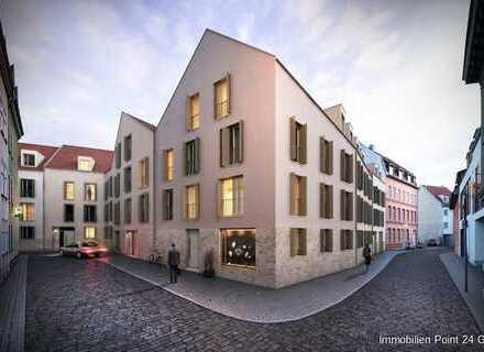 Mitten in der Altstadt - Moderne 4 Zimmer Familienwohnung