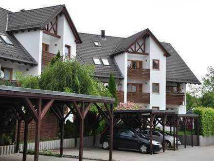 //Schöne 2 Zimmerwohnung mit 2 Balkonen in ruhiger Lage//