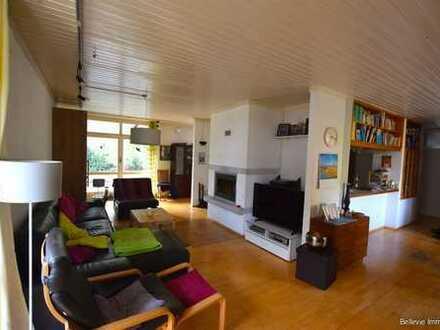 Freistehendes Haus mit Garten und großer Dachterrasse in schöner, ruhiger Lage