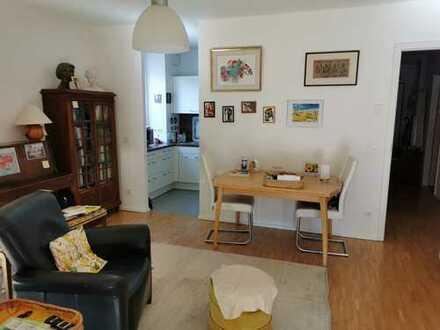 2-Zi Neubau-Wohnung mit viel Tageslicht, Balkon mit Suedausrichung und sehr guter Raumaufteilung