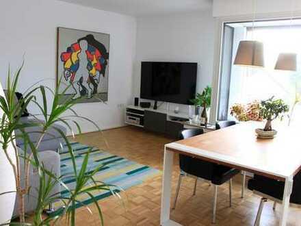 Bochum Stiepel 3-Zimmer-Wohnung mit Balkon im 4 Familien Haus