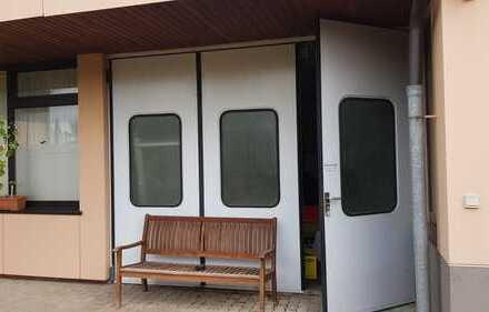 Nachmieter gesucht für gewerbliche Halle und Keller in Ludwigshafen Oggersheim