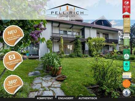 BLICK INS GRÜN: Reihenmittelhaus in Ettlingen Stadt zu verkaufen